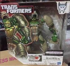 Transformers Generations Voyager Rhinox MISB