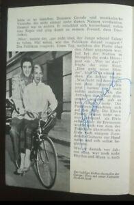 Elvis Presley  star Galerie 1959 autogramm