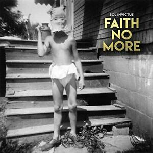 """Faith No More (FNM) - Sol Invictus (NEW 12"""" VINYL LP)"""