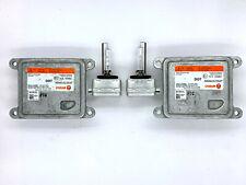 2x OEM for 16-19 Kia Sorento Xenon HID Headlight Ballast & D3S Bulb Set
