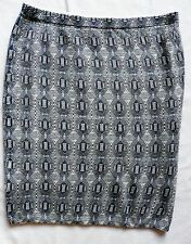 Next Plus Size Knee Length Skirt for Women