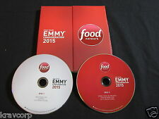 FOOD NETWORK—2015 PROMO 2-DVD SAMPLER--BEAT BOBBY FLAY/DINERS DRIVE-INS & DIVES