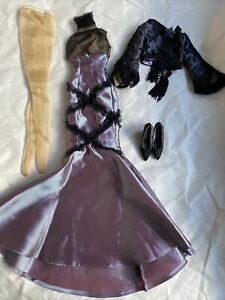 """Wilde Imagination Con EVANGELINE GHASTLY ANOTHER TIME AND PLACE 19"""" DOLL OUTFIT"""