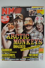 April NME Music, Dance & Theatre Magazines in English