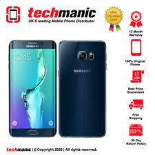 Samsung Galaxy S6 Edge - 32GB - Black Sapphire (Unlocked) Smartphone - Grade A+