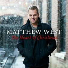 West Matthew-Heart Of Christmas CD NEW