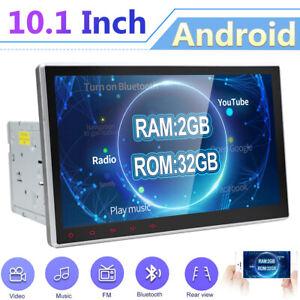 "10.1""Reversible Car Stereo Android 10 GPS Navi Head Unit DVD CarPlay WiFi BT-5.0"