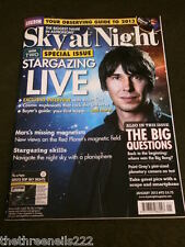 BBC - SKY AT NIGHT # 92 - STARGAZING LIVE - JAN 2013