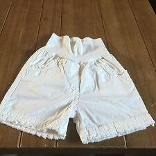 Steiff Baby-Shorts für Mädchen aus 100% Baumwolle