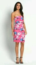 Gorgeous BNWT Lipsy Floral Tiered Bandeau Dress