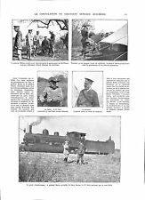 WWI General Botha SUD-OUEST AFRICAIN GERMAN SOUTH WEST AFRICA Seitz ILLUSTRATION