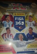 PANINI FIFA 365 2017 Limited Edition icons Legends MESSI RONALDO Stanciu NEYMAR