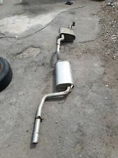 Ford Focus MK1 98-04 1.6 Exhaust Centre + Rear Silencer Back Manual estate