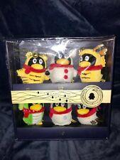 Very Rare Tencent Chinese Zodiac New Year Plush Toys New