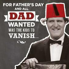 TOMMY COOPER DAD FATHER'S DAY CARD NEW GIFT