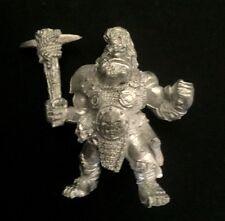 Warhammer Classic Ogre With Club OOP Metal Chaos Mercenary (P351) - Fast Post