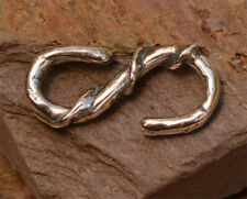 Artisan Sterling Silver S Hook Clasp, FN-432