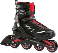 New listing Bladerunner By Rollerblade Advantage Pro Xt, Black/Red Mens 9
