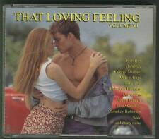 THAT LOVING FEELING VI 2-CD FAT BOX Annie Lennox Carpenters Lisa Stansfield Sade