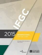 2015 International Fuel Gas Code by ICC Staff (2014, Paperback)