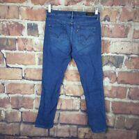 Levi's Boyfriend Jeans Womens Size 4 Inseam 28