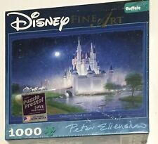 Disney Fine Art Cinderella's Grand Arrival 1000 Piece Puzzle by Peter Ellenshaw