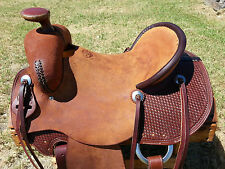 "16"" Spur Saddlery Ranch Roping Saddle (Made in Texas)"