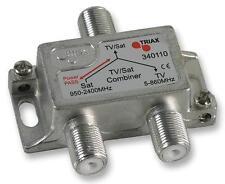 COMBINER UHF/SAT INDOOR - Signal Splitter - Aerial & Satellite Equipment