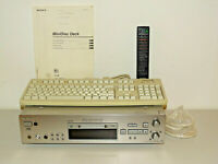 Sony MDS-JB980 High-End MiniDisc Recorder Silber, inkl. FB&BDA, 2 Jahre Garantie