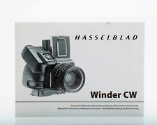 Hasselblad Winder Cw Instruction Manual