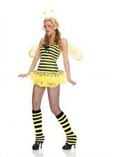 Leg Avenue Queen Bee Costume 83261 Black/Yellow Medium/Large