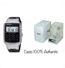 Casio Men's Classic Quartz 8-Digit Calculator Databank Watch CA-56-1DF 💯 New