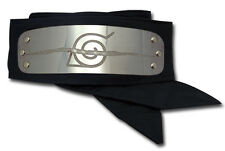 New Anti Leaf Village Logo Headband GE-7857 Cosplay Shonen Naruto Konoha Kakashi