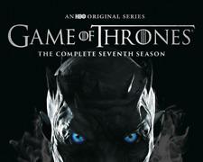 Game of Thrones:The Complete Seventh Season (DVD-2017,4-Disc Box Set) Region 2**