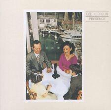 LED ZEPPELIN PRESENCE REMASTERED 180 GRAM VINYL ALBUM