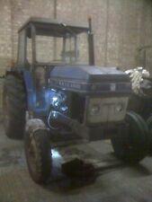 Blue Leyland 255 1973 Tractor