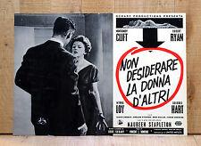 NON DESIDERARE LA DONNA D'ALTRI fotobusta poster Lonelyhearts Clift Ryan Loy BJ8