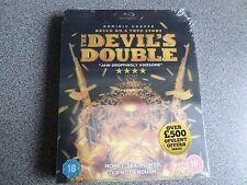 The Devil's Double (Blu-ray, 2011) New & Sealed