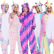 Unisex Adult Unicorn Tenma Kigurumi Pajamas Cosplay Costume Animal Sleepwear