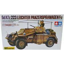 Tamiya 35268 Sd.Kfz.223 Leichter Panzerspähwagen Armoured Car Model Kit 1:35