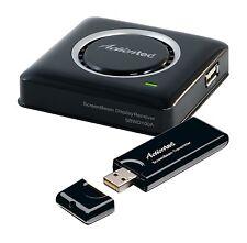 Actiontec SBWD100KIT01 ScreenBeam Kit Wireless Display Receiver & Transmitter...