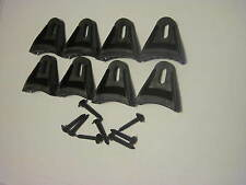 Speaker Grill Clamps  with Screws Fixings. Total of 8