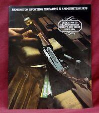 Remington 1979 Retailer's Catalogue of Firearms and Ammunition, NOS