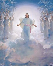 JESUS CHRIST 8X10 PHOTO PICTURE CHRISTIAN ART 2
