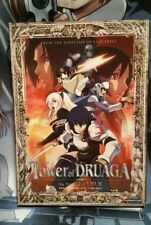 The Tower of Druaga, Part 2: The Sword of Uruk (DVD, 2010, 2-Disc Set) Complete
