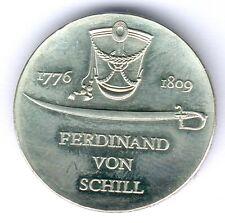 """DDR 5 Mark 1976 A. """"Ferdinand von Schill"""" Jaeger 1559, fast vz/st"""