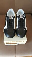 Diesel Men Leather sneakers size 10.5