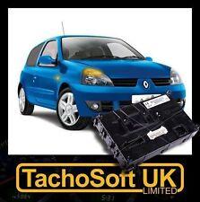 Renault Clio UCH (BCM) Body Control Module repair Service2