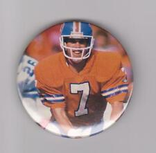 "John Elway Denver Broncos Hall of Fame 2004 2 1/4"" Button"