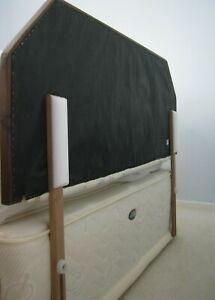 Three Adhesive Bed Buffers headboard strut wall protection pads